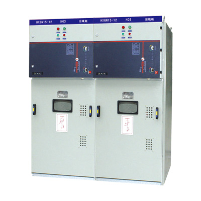 HXGN15-12(SF6)型箱式固定式交流金属封闭开关设备