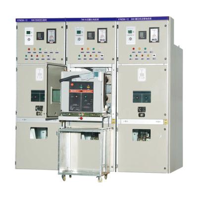 KYN28-12型铠装中置式金属封闭开关设备